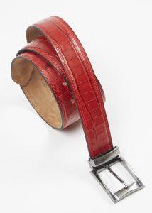 Cinturones 100% cuero